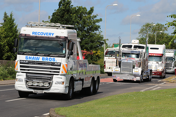 SHAW RECOVERY DX07 VAD J9 TRUCKSTOP FLAMSTEAD 10.6 (2)